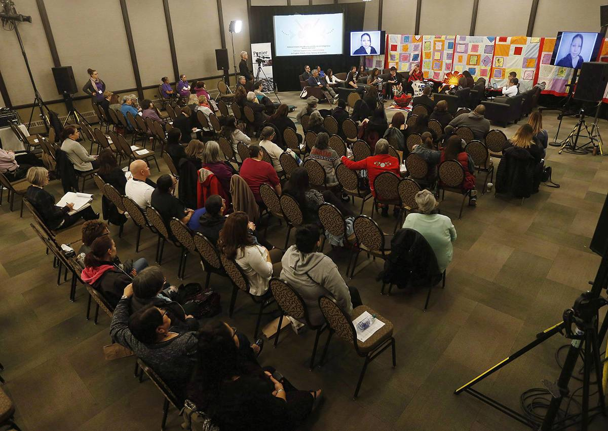 Hearings begin in Winnipeg Oct. 5 for the National Inquiry into Missing and Murdered Indigenous Women and Girls.