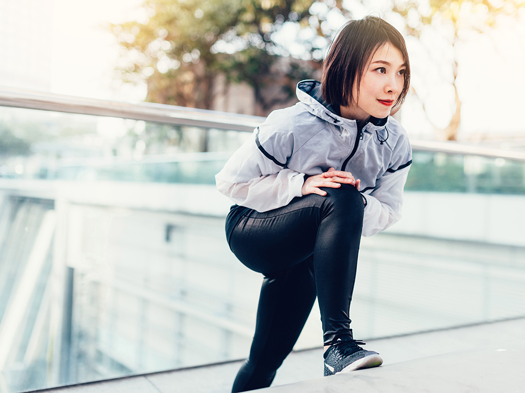Ongoing spurts of physical activity can help prevent illnesses associated with sedentary lifestyles.