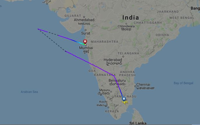 Air India plane hits wall during takeoff, makes emergency landing 3 hours later - image