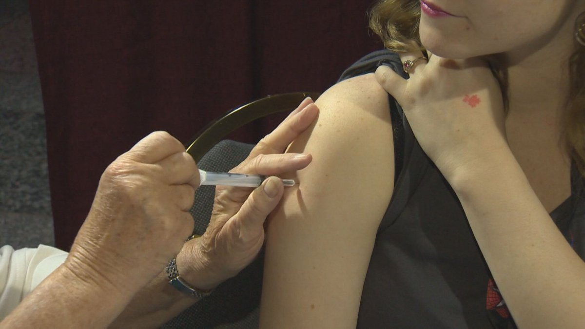 Pharmacists encourage everyone to roll up their sleeves and get a shot to protect themselves during the flu season.