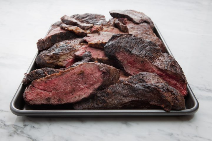 A new study says western countries need to cut their beef consumption by 90 per cent.