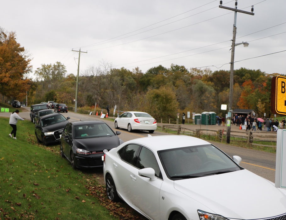 The Hamilton Conservation Authority's new plan for dealing with illegal parking and traffic congestion near the Spencer Gorge's popular waterfalls is getting some pushback from Greensville residents.