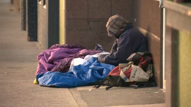The Winnipeg Street Census collects statistics on the city's homeless community.