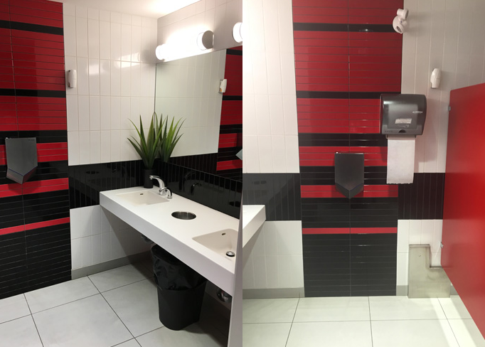 The St. Albert Honda dealership was crowned the 2018 winner of the Canada's Best Restroom Contest.