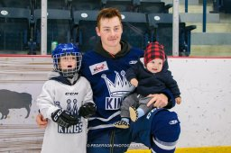 Continue reading: 'His billet brother is definitely his hero': A day in the life of a Dauphin Kings billet family