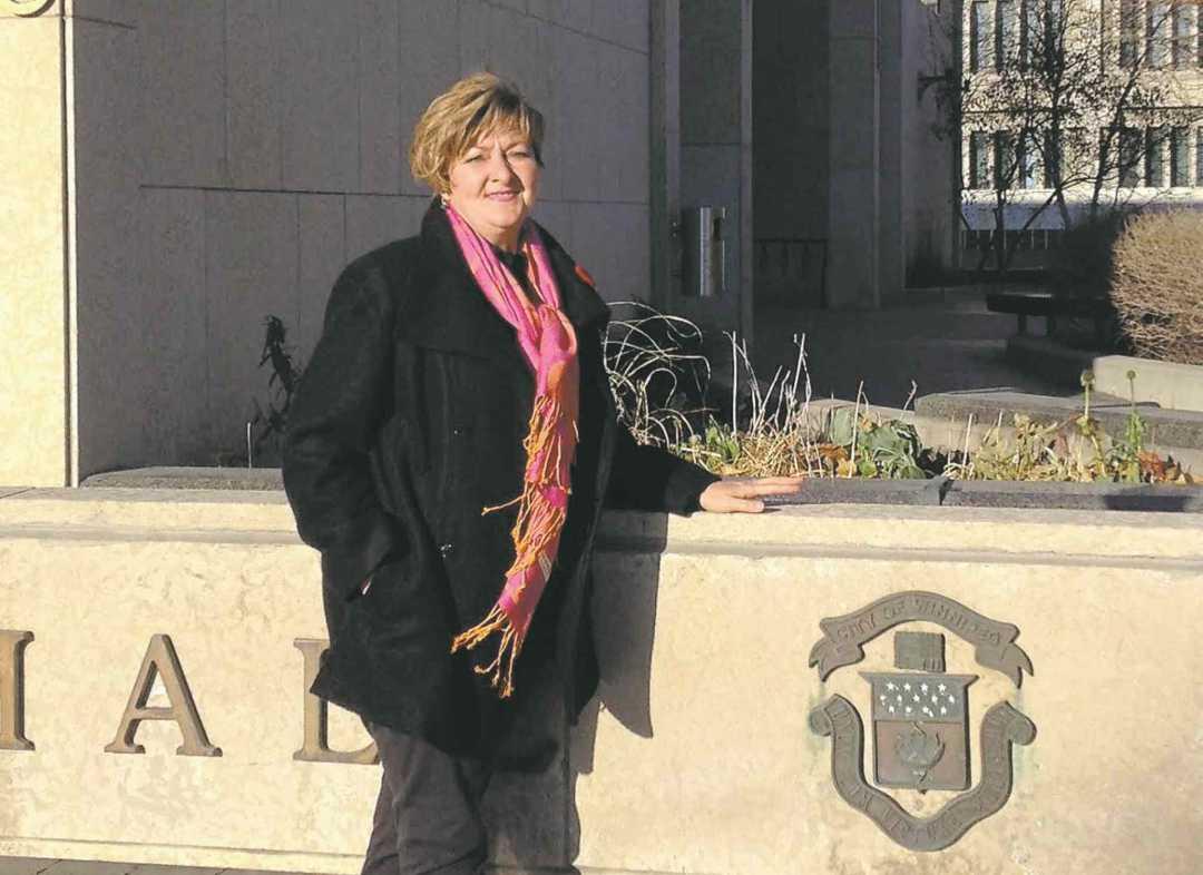 Councillor Janice Lukes.