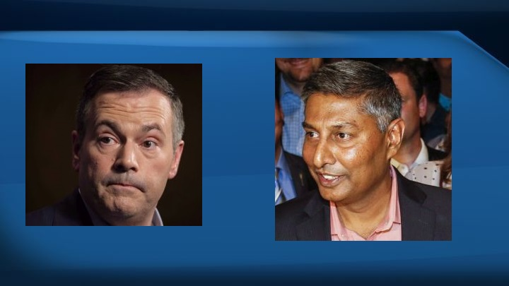 United Conservative Party Leader Jason Kenney and UCP MLA Prasad Panda were cleared of conflict of interest allegations in a report released by Alberta's ethics commissioner on Oct. 23, 2018.