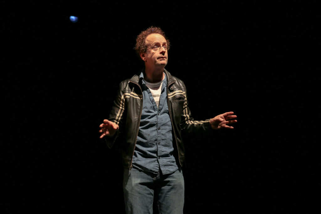 The Winnipeg Improv Festival features performers like Kevin McDonald of Kids in the Hall.