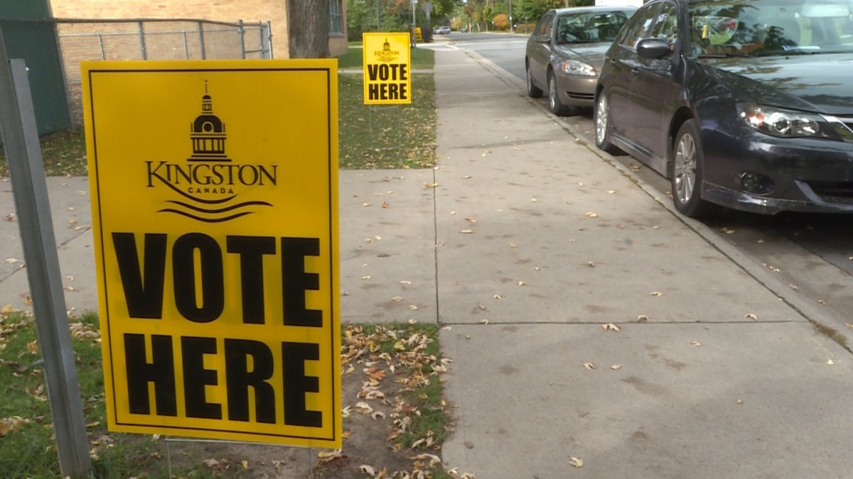 Kingston's online voting system is down, and city officials are extending in-person voting hours until 9:15 p.m.