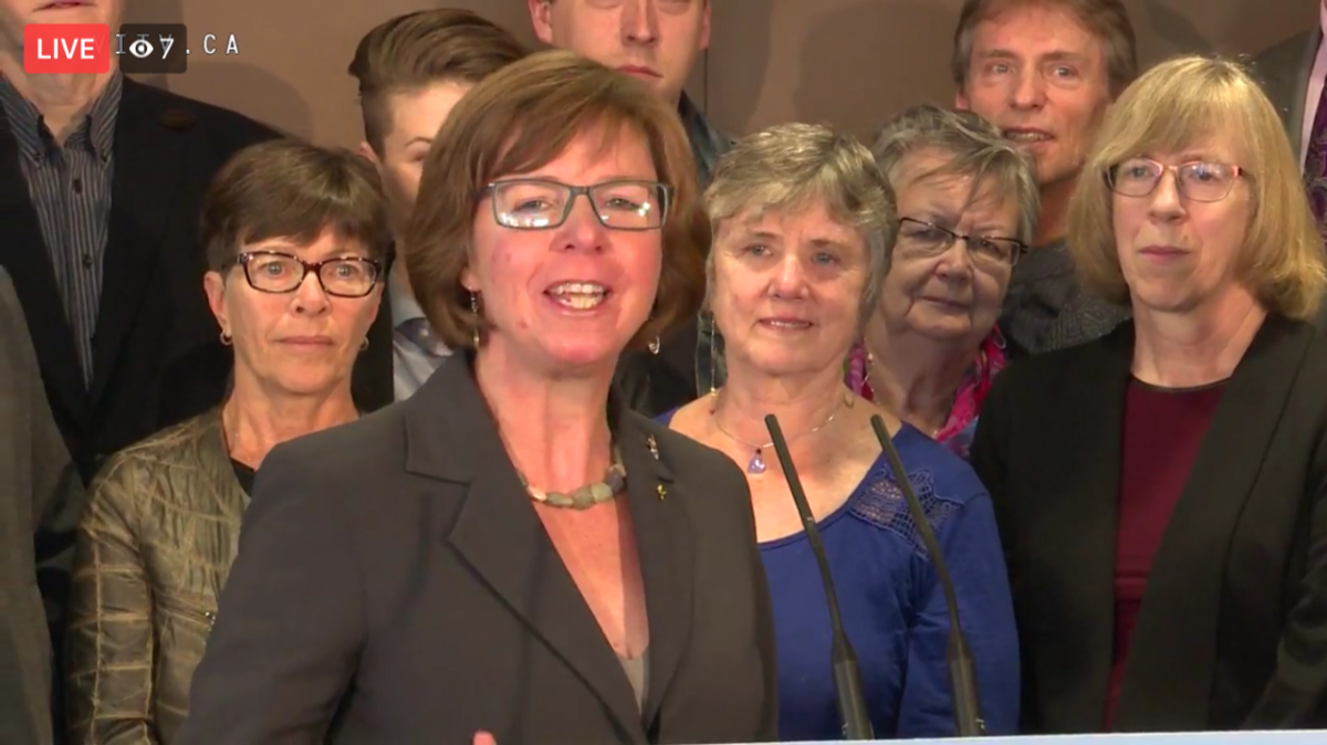 NDP MP Sheila Malcolmson is stepping away from federal politics if she wins provincial nomination in Nanaimo.
