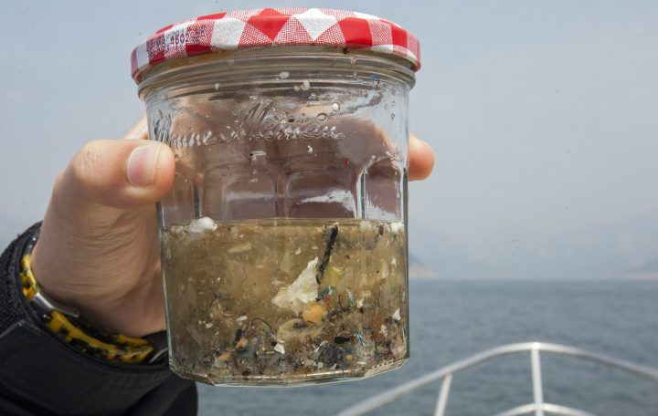 B.C. researchers have estimated how much microplastic people might be ingesting.