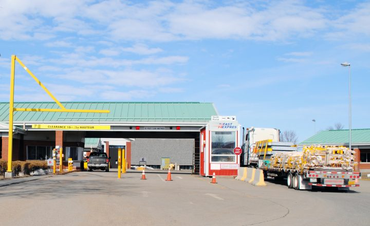 The Mayor of Estevan is concerned that people trying to cross the border are being turned away for saying they have smoked marijuana in the past.