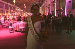 Continue reading: Former tennis pro crowned Miss Oktoberfest