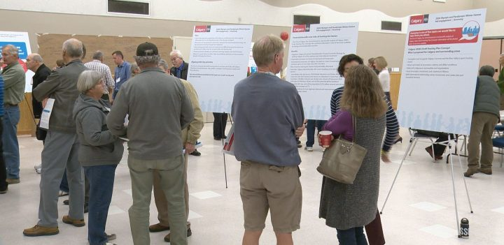 Dozens turned out to the first of six 2026 Olympic bid open houses in Calgary on Tuesday.