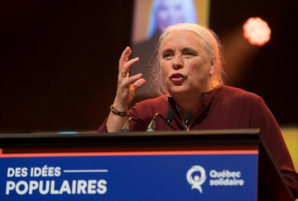 On Tuesday Massé said that the Coalition Avenir Québec (CAQ) government can't continue with the previous Liberal goverment's aim for an emissions reduction of only 37.5 per cent by 2030.