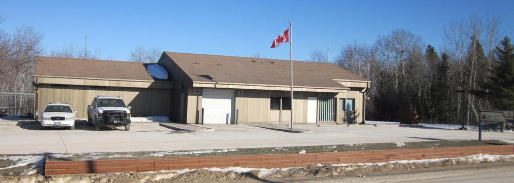 RCMP Grand Rapids detachment.