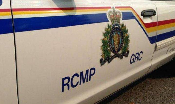Swift Current RCMP say they found an improvised explosive device while conducting a condition check for a 17-year-old boy who was on probation.