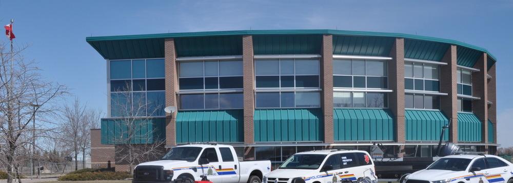 RCMP Selkirk detachment.