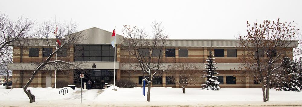 RCMP Thompson detachment.
