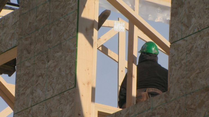 The Saskatoon & Regina Home Builders Association says a downturn in the home construction industry is having a trickle-down effect on the local economy.