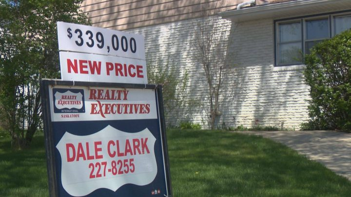 The Saskatoon Region Association of Realtors says the housing market in the city is currently balanced.