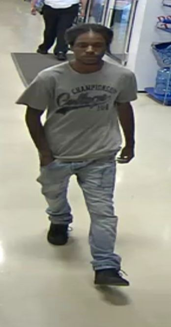Police are searching for suspects after counterfeit cash was used in Dunnville.