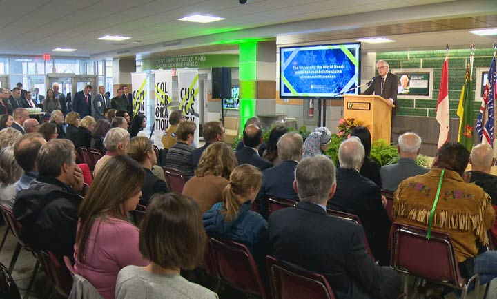 The University of Saskatchewan unveiled its new strategic plan which will guide them into 2025, which focuses heavily on indigenization and reconciliation.