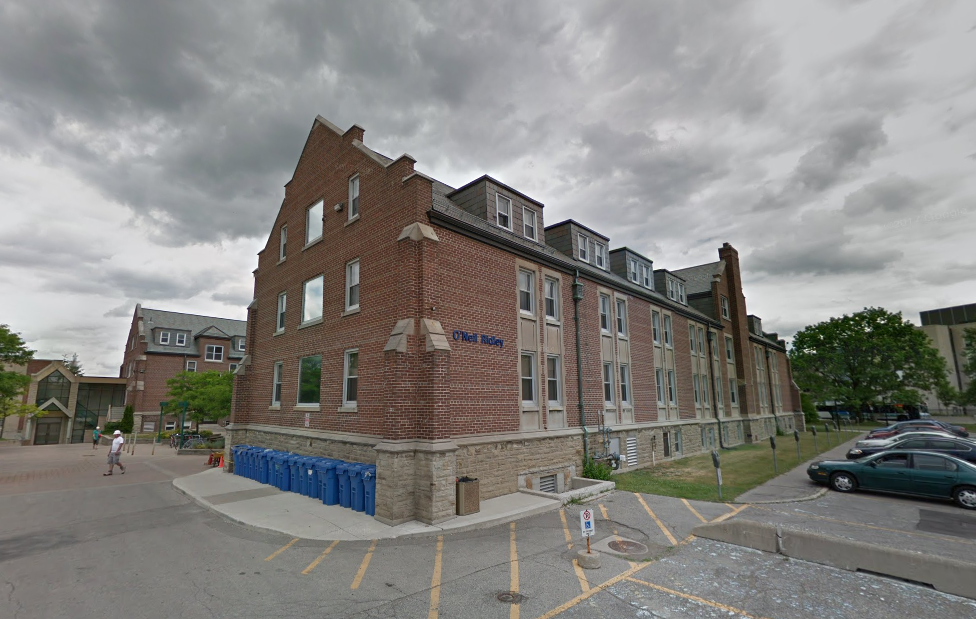 O'Neil/Ridley residence at Huron University College.