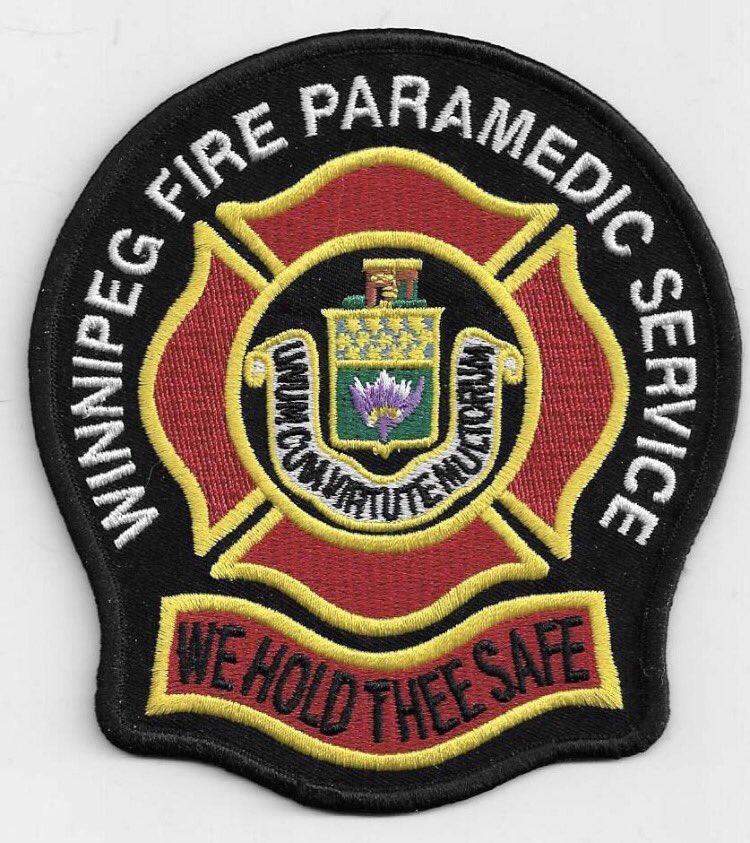 The Winnipeg Fire Paramedic Service.