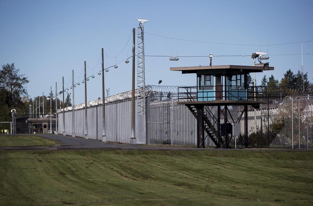 The Matsqui Institution, a medium-security federal men's prison, has now been on lockdown for four days.