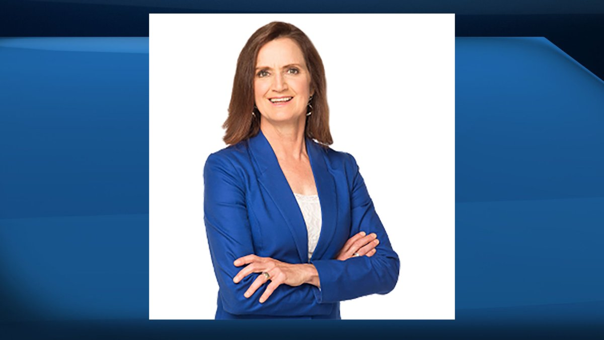 Former Calgary broadcaster Angela Kokott announced Nov. 1, 2018 that she's running for the Alberta Party in the next provincial election.