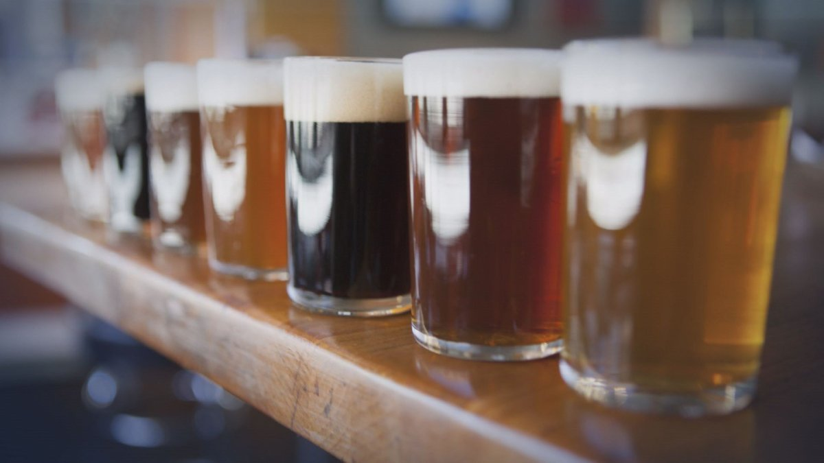 A brewery is suing the U.S. government over its shutdown citing a violation of the First Amendment.