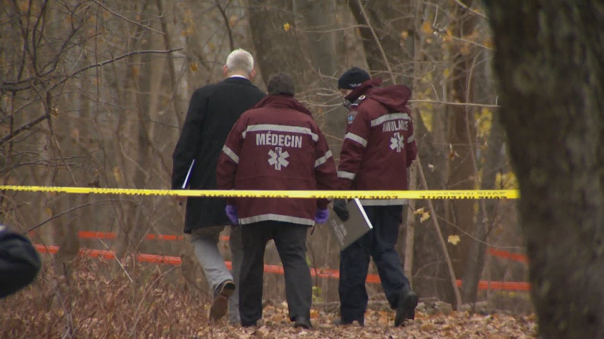 The body of a 17-year-old boy was discovered early Monday morning on Nuns' Island.