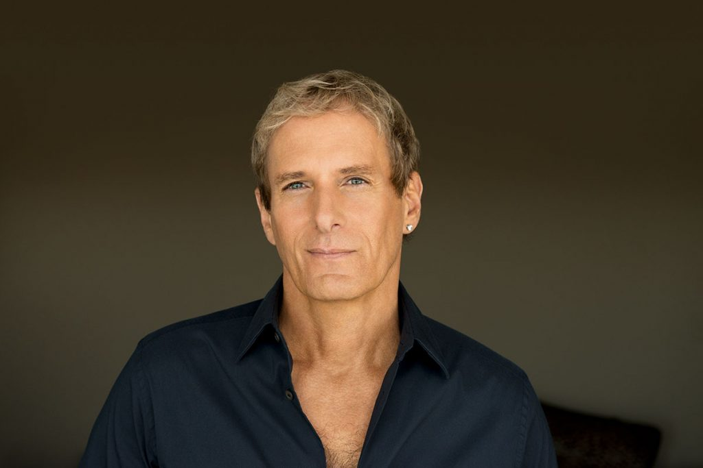 Michael Bolton is bringing his soft-rock sounds to Winnipeg in December.