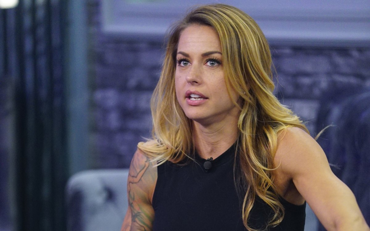 Christmas Abbott on 'Big Brother.'.