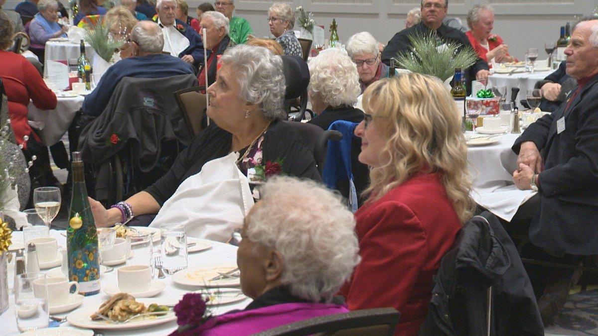 Kelowna seniors celebrate 50 years of Christmas cheer - image