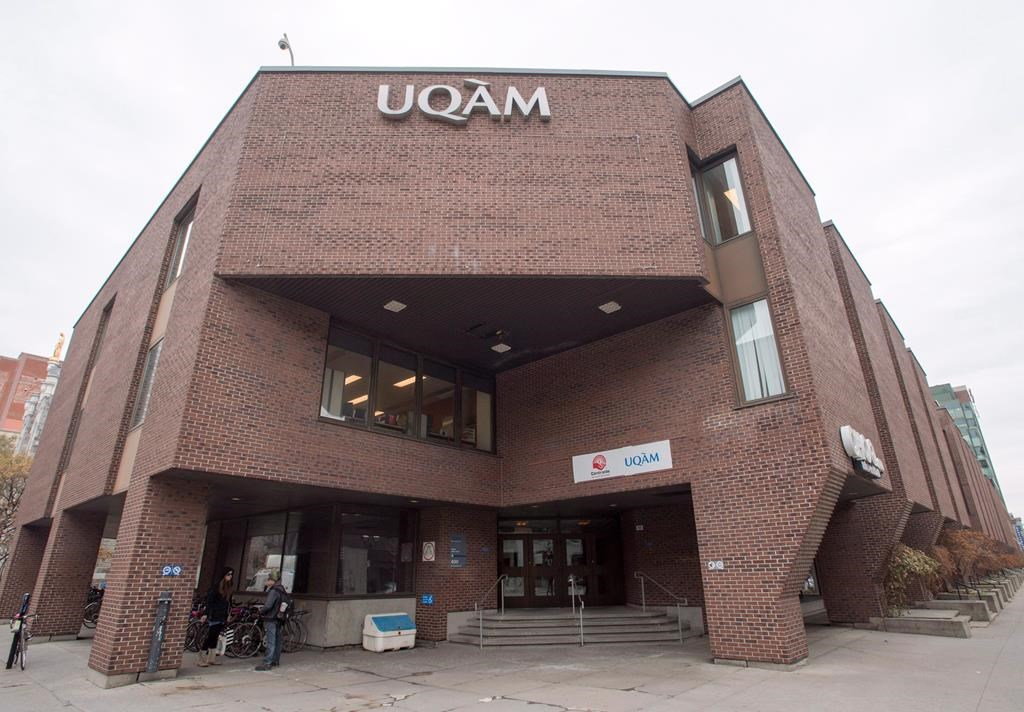 The Universite du Quebec a Montreal announced this week the policy will come into effect next semester.