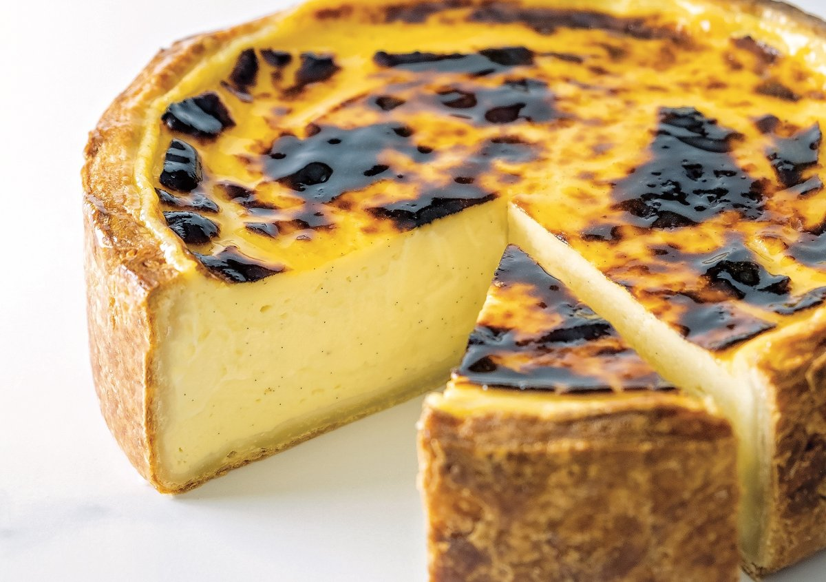 This flan recipe will test your mettle in the kitchen, but will be well worth it in the end.