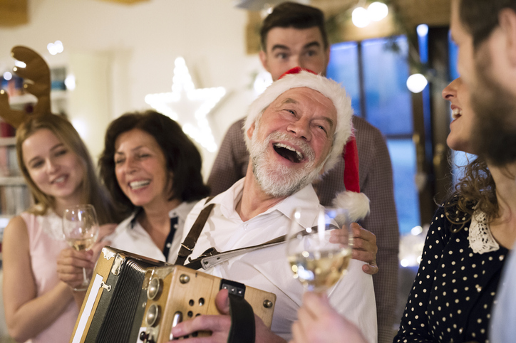 B.C. leads the country when it comes to the expectation the holidays will be more fun than stressful.