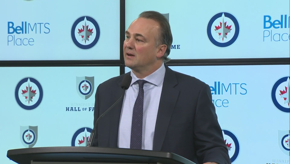 Dale Hawerchuk speaks about his time in Winnipeg ahead of his induction into the Winnipeg Jets Hall Of Fame.