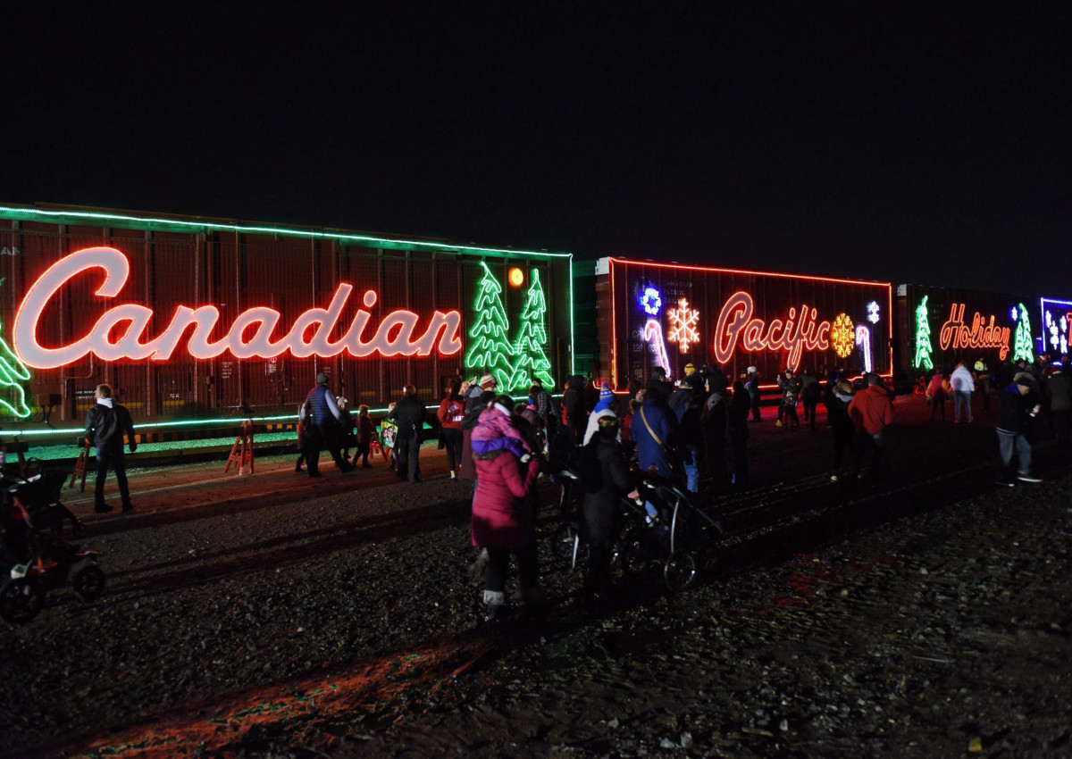 The Canadian Pacific Holiday Train will not be running this year due to COVID-19 concerns.