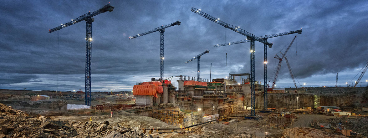 Manitoba Hydro said Monday 16 workers have tested positive for COVID-19 at its Keeyask Generating Station project site.