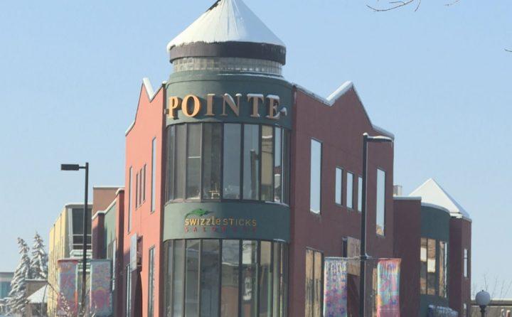 Kensington Pointe building in Calgary.