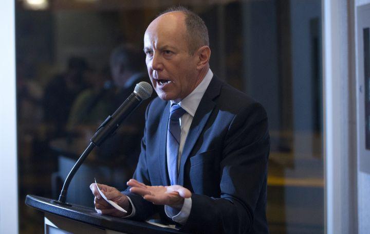 A 2015 file photo of Edmonton MP Kerry Diotte.