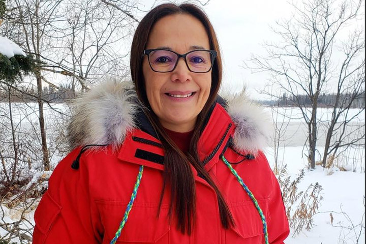 Tammy Cook-Searson has been re-elected as chief of the Lac La Ronge Indian Band.