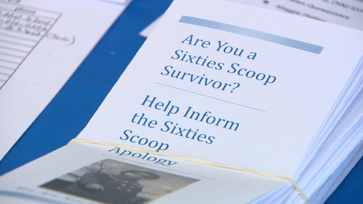 A non-profit society formed by a group of First Nations, Metis and non-status individuals, '60s Scoop survivors had the opportunity to share their stories to members of the Saskatchewan government in Saskatoon on Saturday.