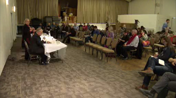 Members of federal, provincial and municipal government came together on Sunday to answer questions from Toronto residents as part of the Community Safety Summit.