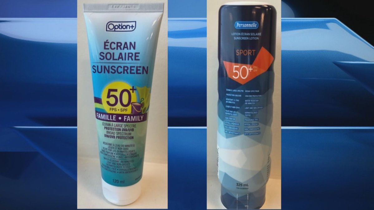 Option+ and Personnelle sunscreens recalled due to bacterial contamination - image