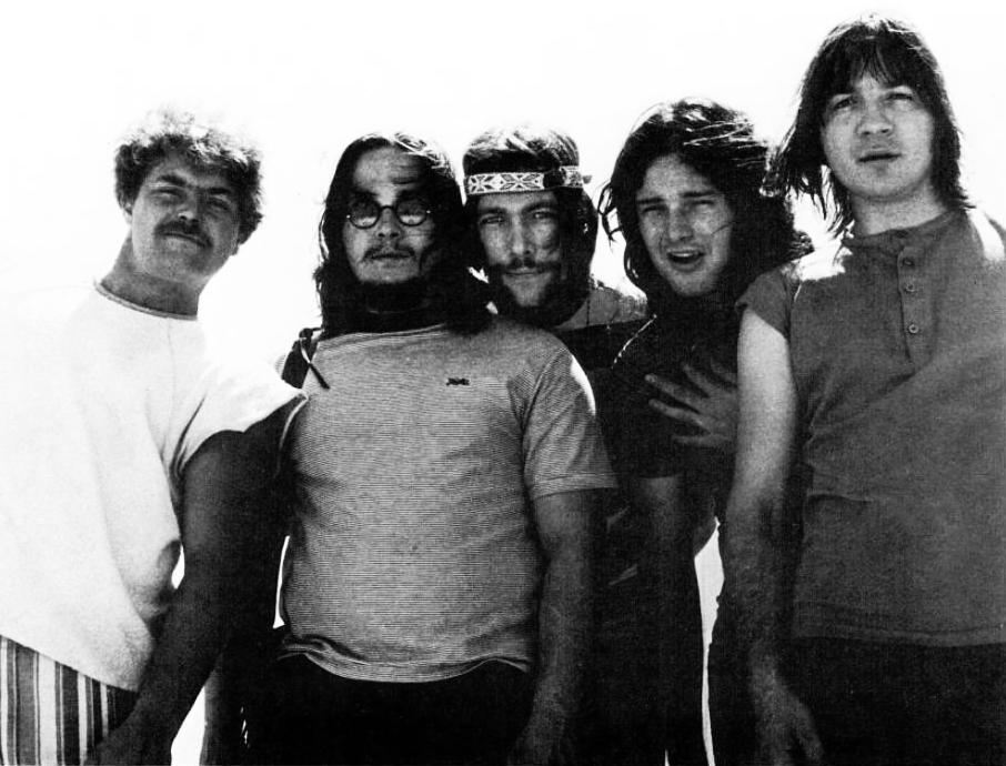 The Guess Who, circa 1970.