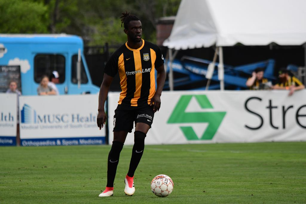 Skylar Thomas is the first player signed to Valour FC.